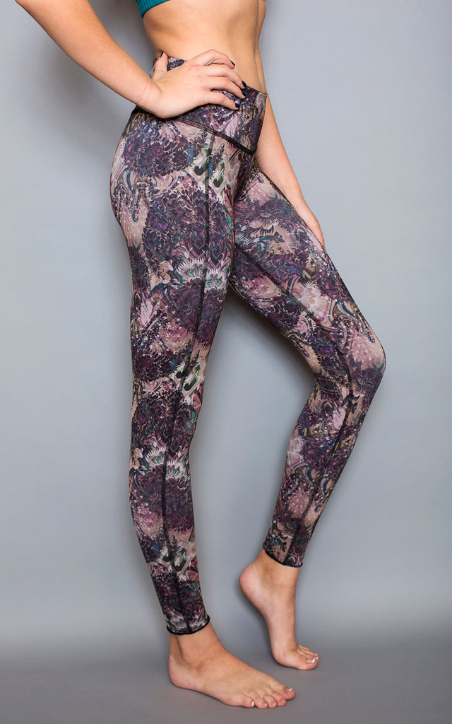 Bali Bliss Reversible Legging