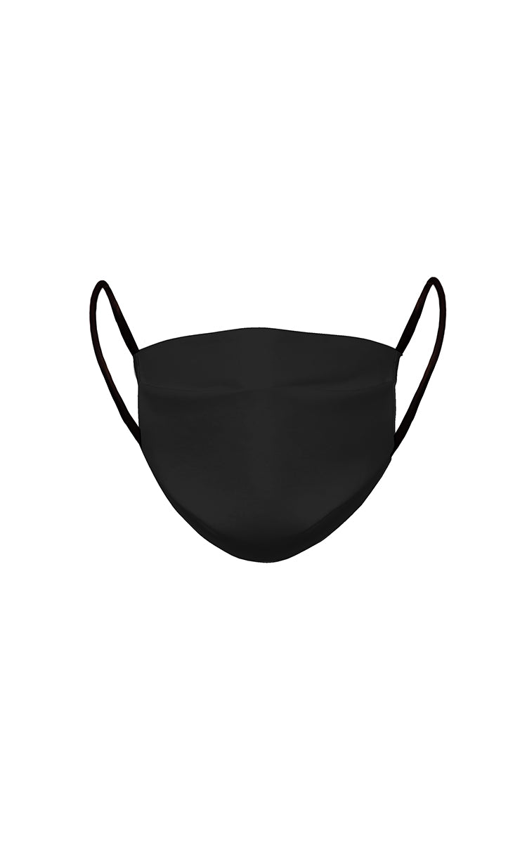 Black Face Mask