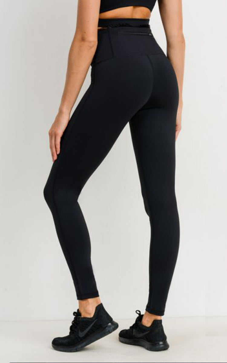Mermaid H/R Legging