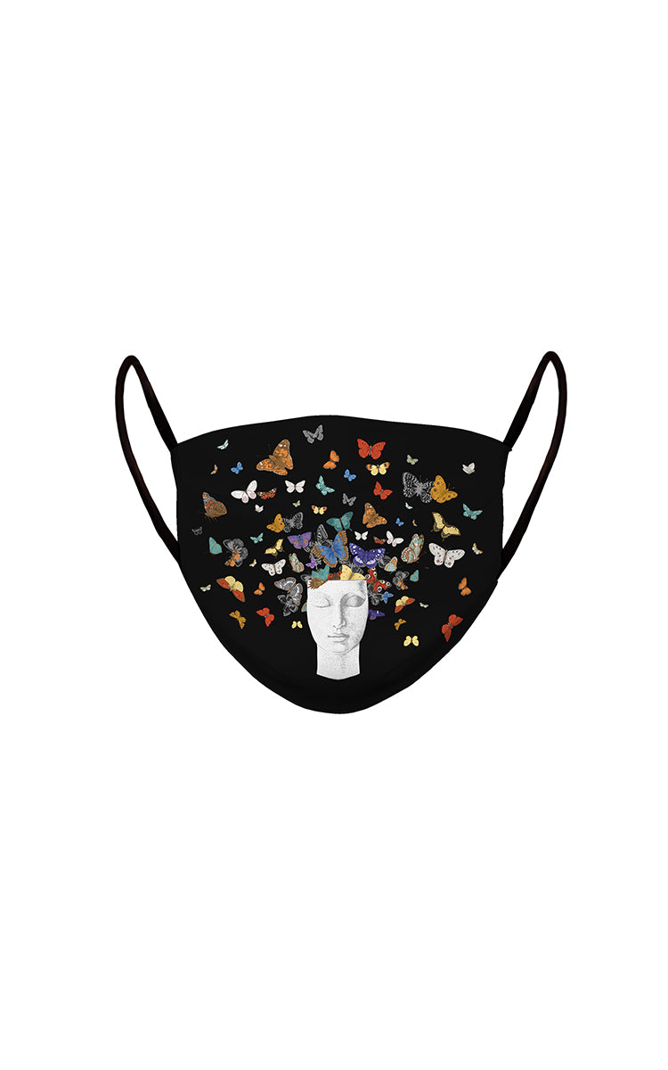 Butterfly Dream Face Mask