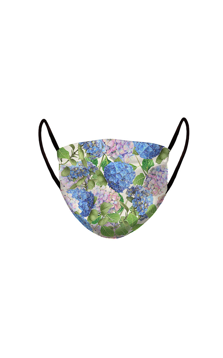 Flower Flash Face Mask