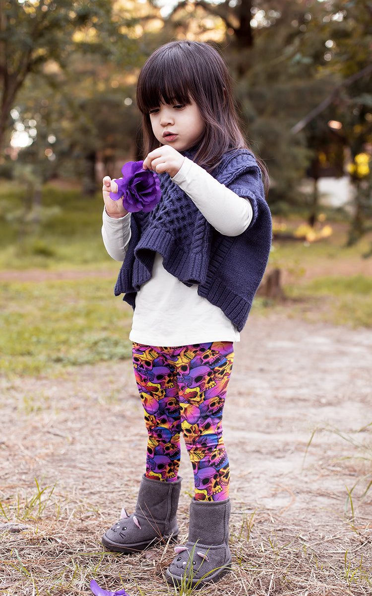 Skully Kids Legging