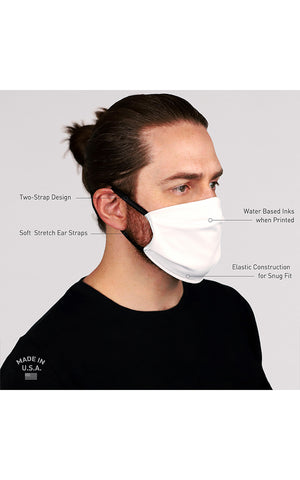 Keep Austin Weird Face Mask