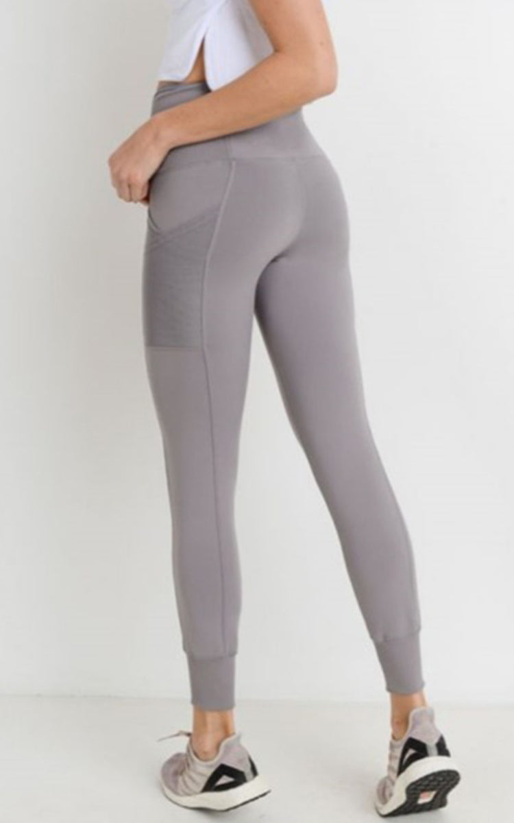 Mauve Pocket Legging