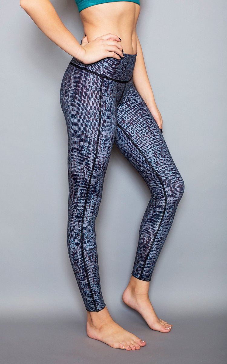 Native Zig Zag Reversible Legging