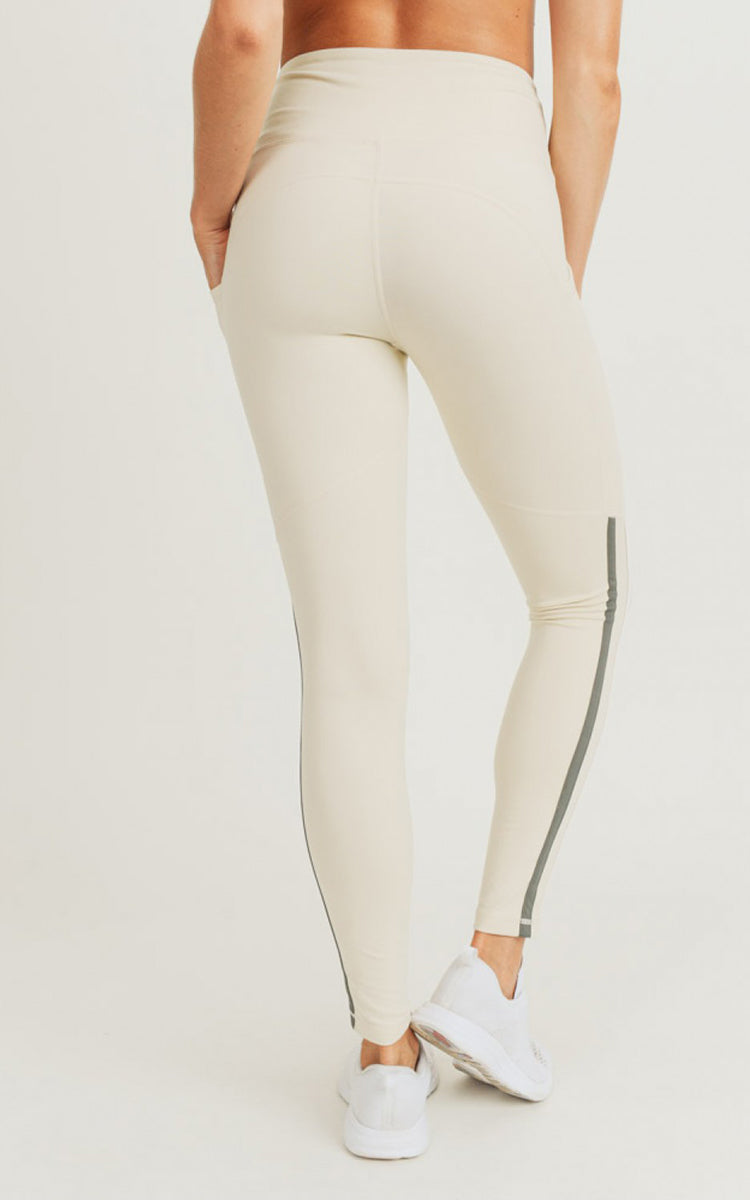 Pocket Panel H/R Legging