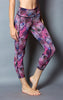 Purple Rain Reversible Capri