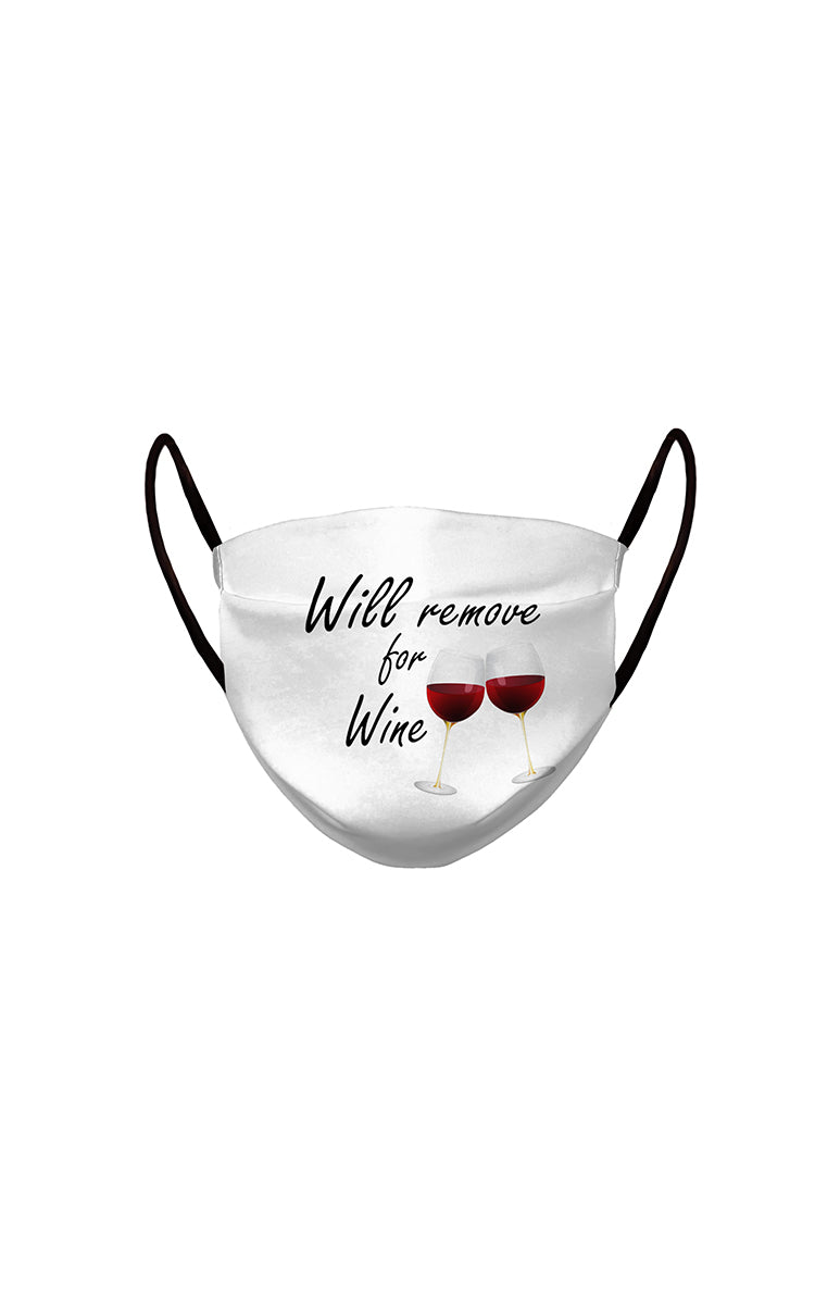 Remove for Wine Mask