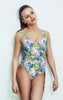 Flower Flash Swimsuit
