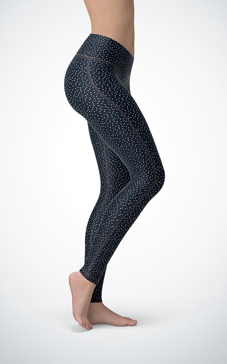 Lacy Reversible Legging