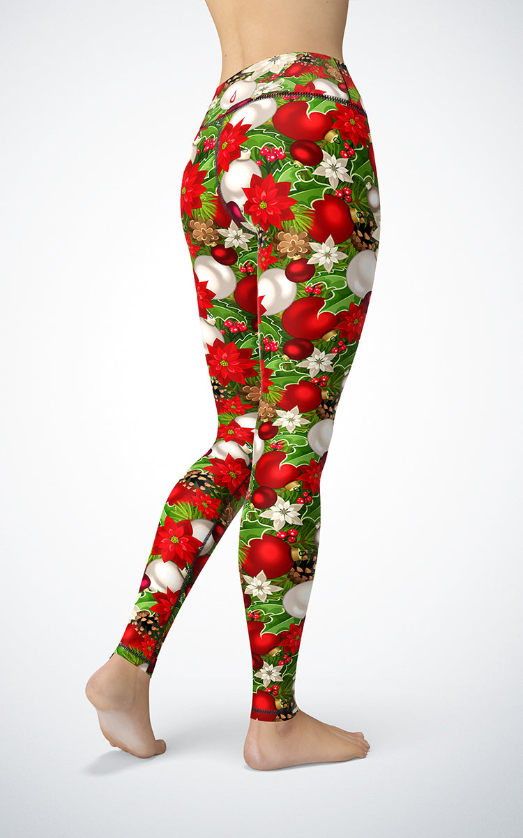 Deck The Halls M/R Legging
