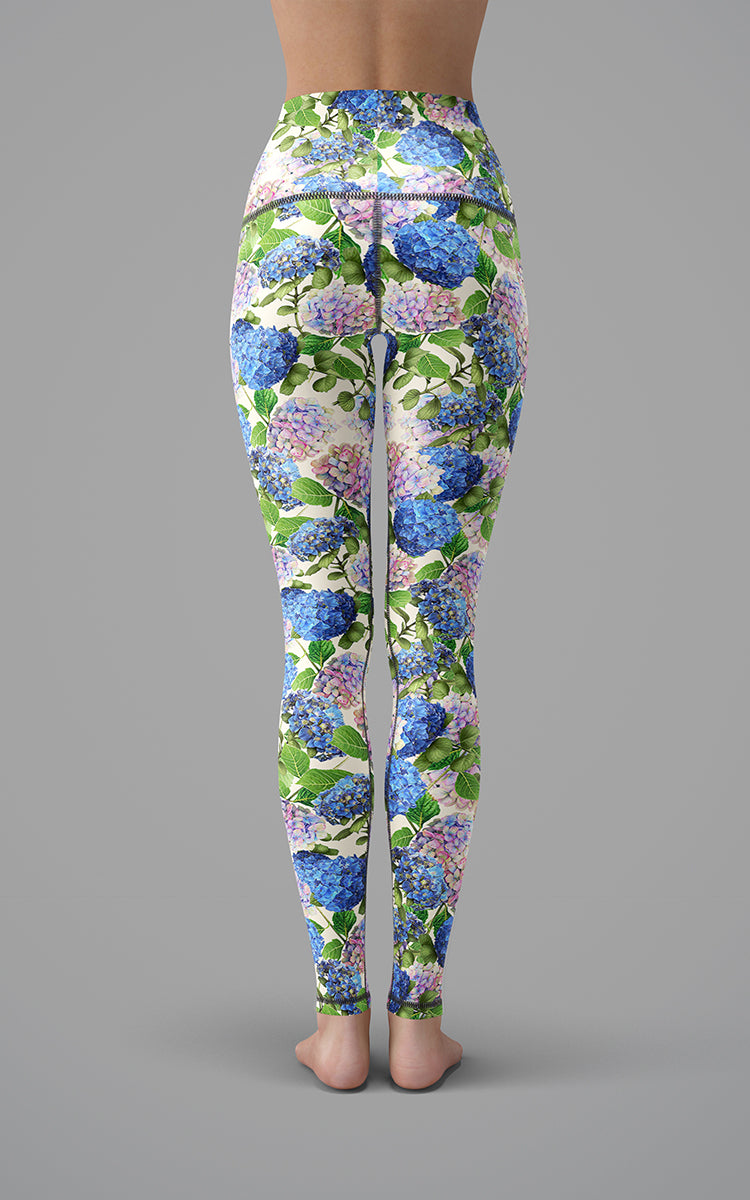 Flower Flash H/R Legging
