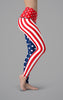 Stars and Stripes H/R Legging