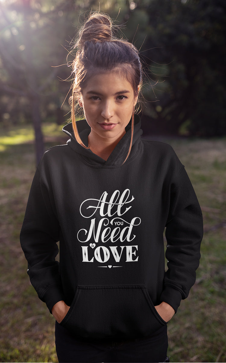 All You Need Is Love Hoodie