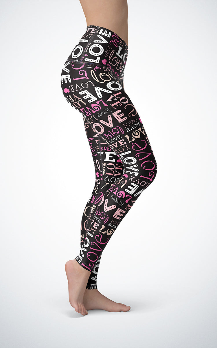 Love H/R Legging