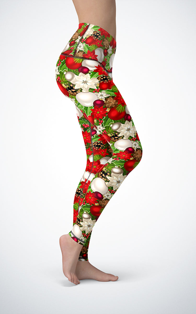 Deck The Halls H/R Legging