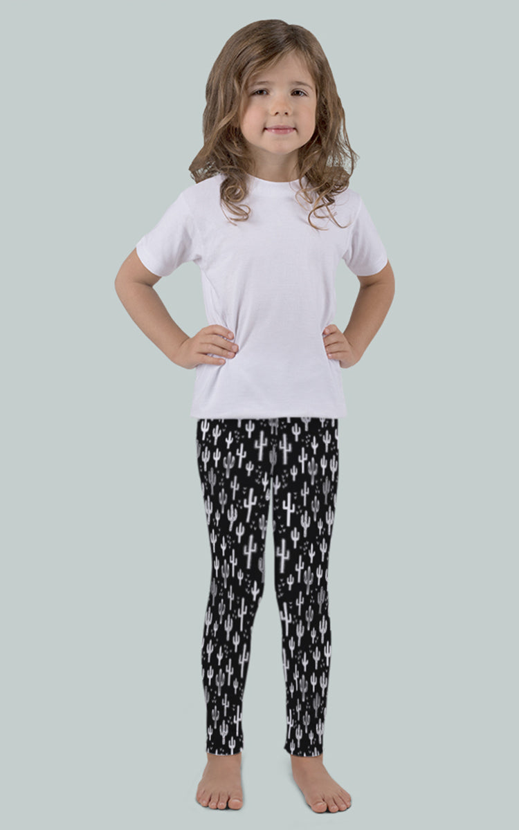 Cactus Fun Kids Legging