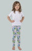 Flower Flash Kids Legging