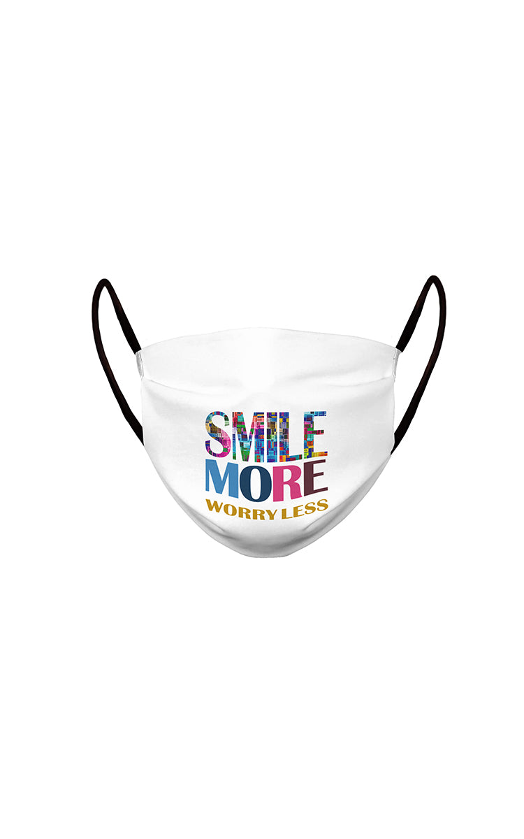 Smile More Face Mask