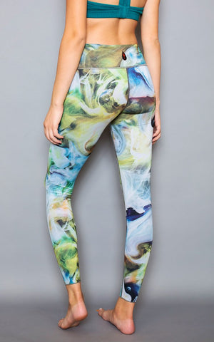 Smoke & Mirrors Reversible Legging