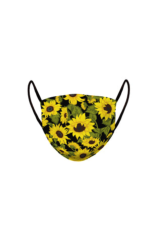 Sunflower Face Mask