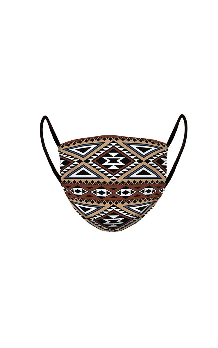Tribal Face Mask