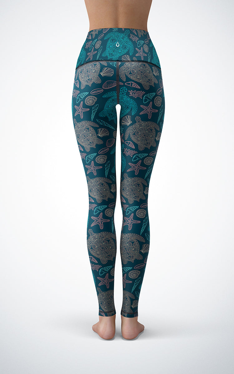 Seascape H/R Legging