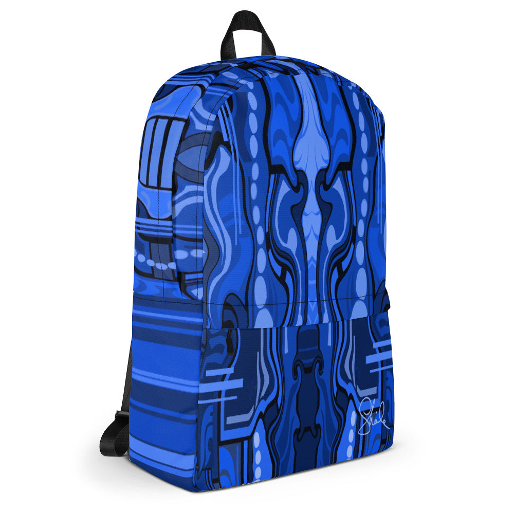 Blue Magic Backpack