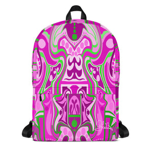 Pink Fantasy Backpack