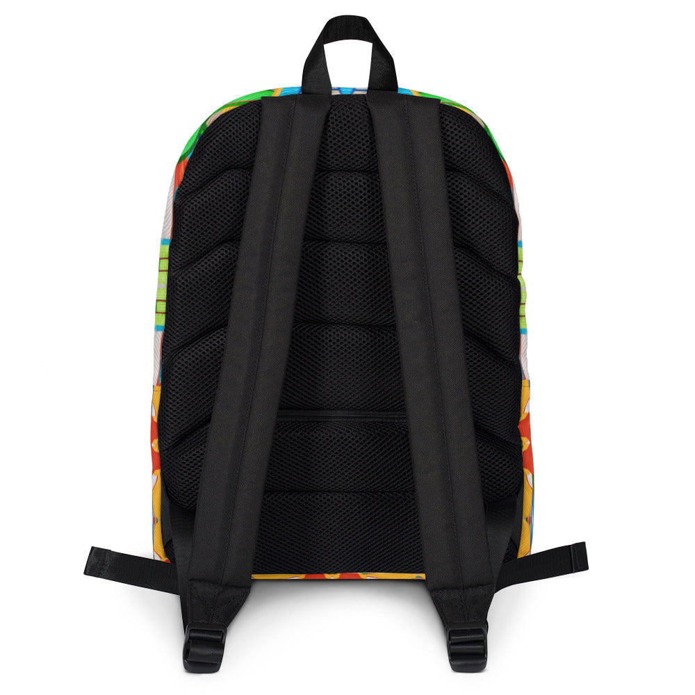 Indian Summer Backpack