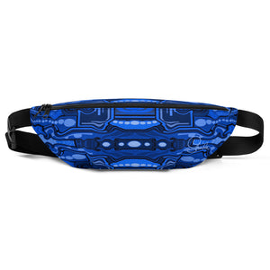 Blue Magic Waist Bag
