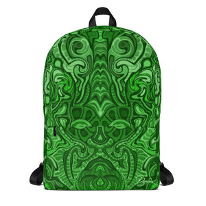 """Dream in Green"" Backpack"