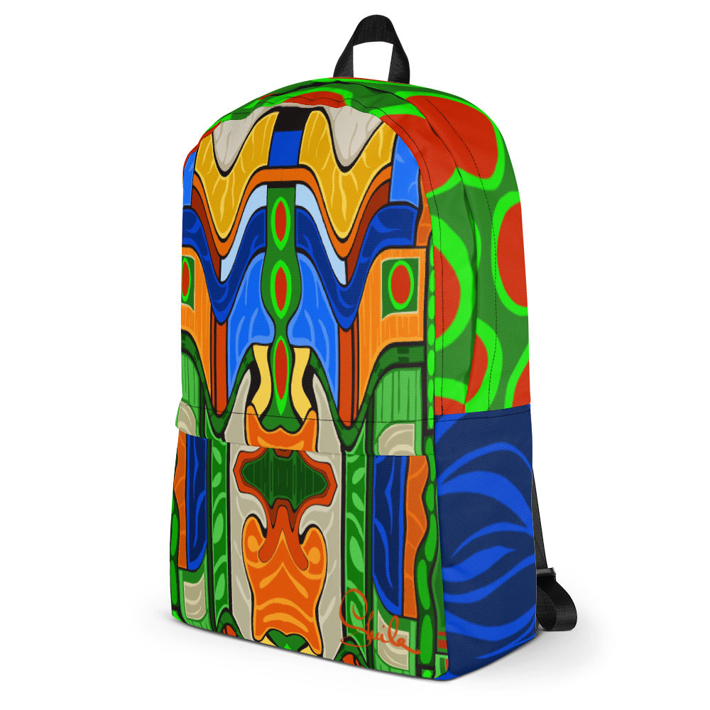 Tiki Backpack