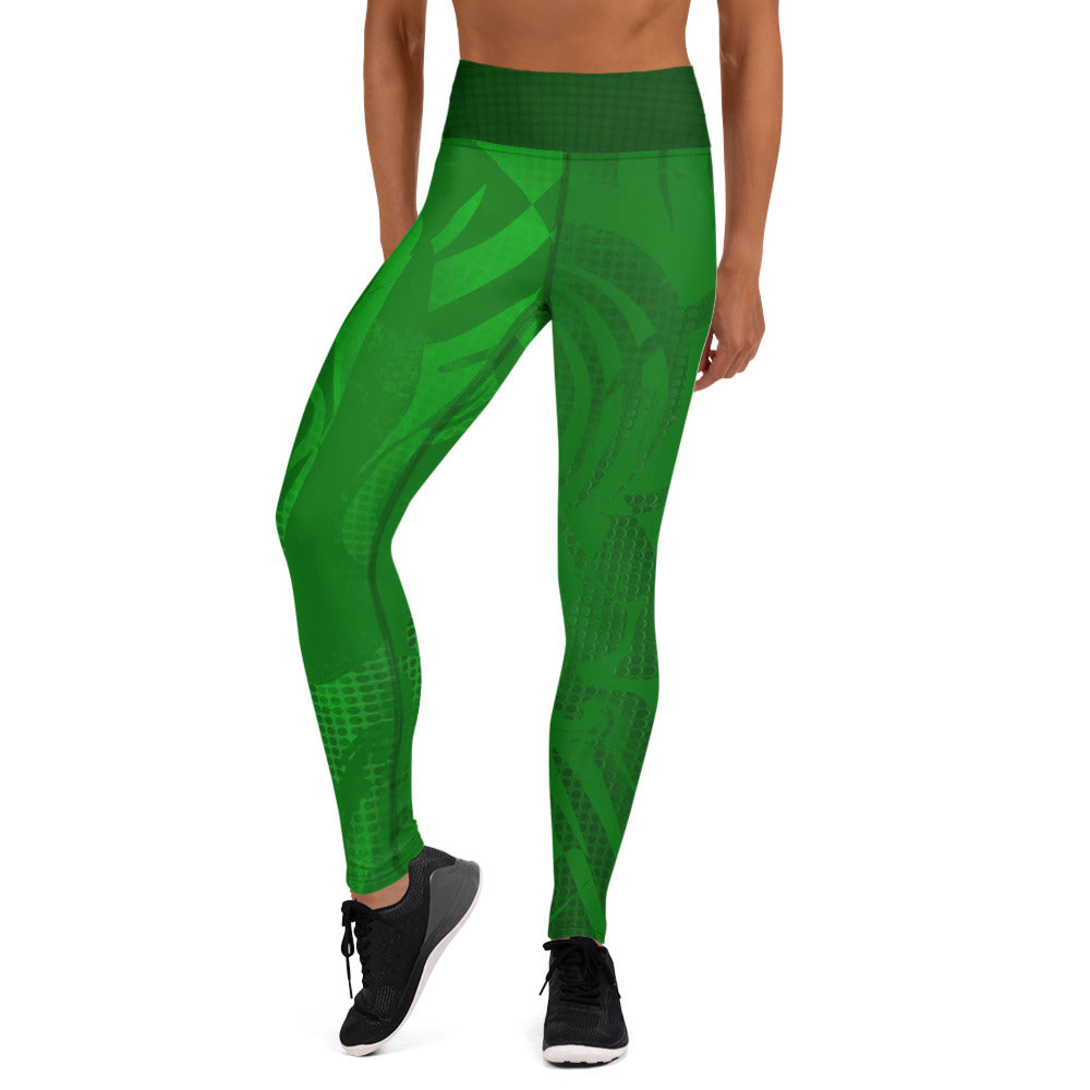 Fern Yoga Leggings