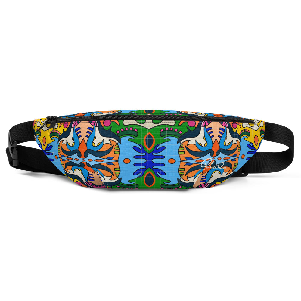 Dragon Waist Bag