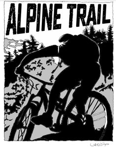 Alpine Trail / ATCA Supporter Tee