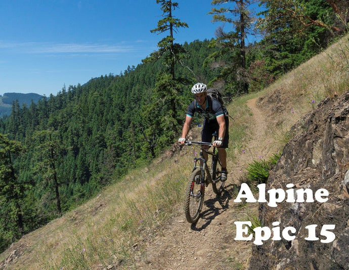 Alpine Epic 15-Mile