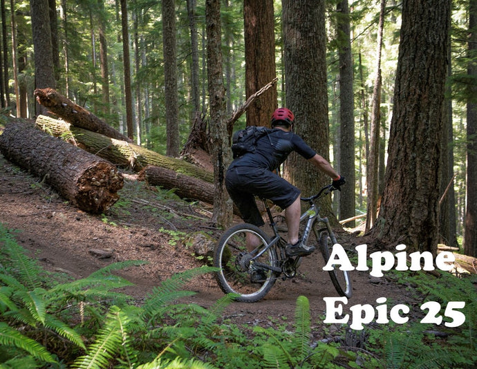 Alpine Epic 25-Mile