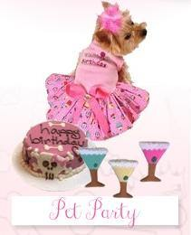 Pet Party | Posh Pet Glamour Boutique