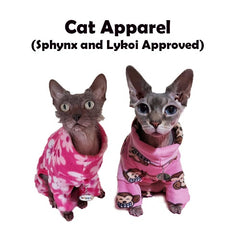 Sphynx Cat Apparel Clothes