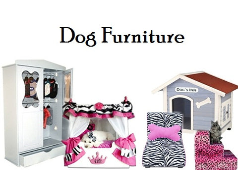 Dog Furniture Posh Pet Glamour Boutique