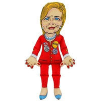 Hillary Cat Presidential Parody Cat Toy