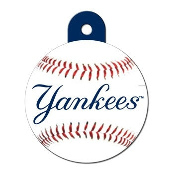 New York Yankees Tag with Silencer