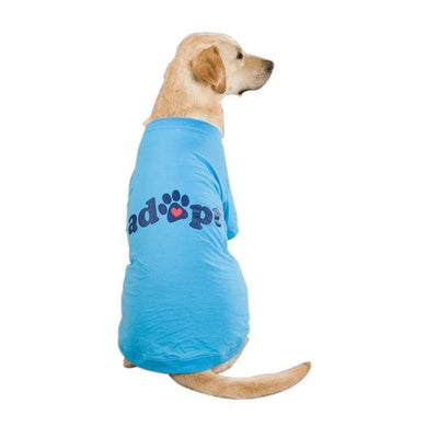 Adopt Tee - Posh Pet Glamour Boutique