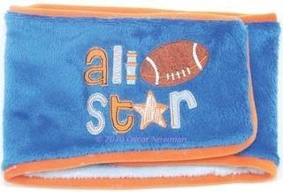 All Star Football Belly Band - Posh Pet Glamour Boutique