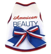 American Beauty Tank - Posh Pet Glamour Boutique