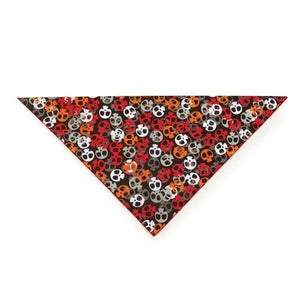 Aria Bone Heads Bandanas - Posh Pet Glamour Boutique