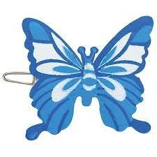 Aria Bugaboo Butterfly Hair Barrette - Posh Pet Glamour Boutique