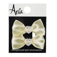 Aria Lucy Bows - Posh Pet Glamour Boutique
