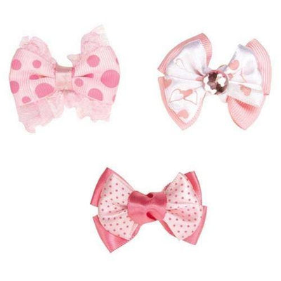 Aria Molly Bows - Posh Pet Glamour Boutique